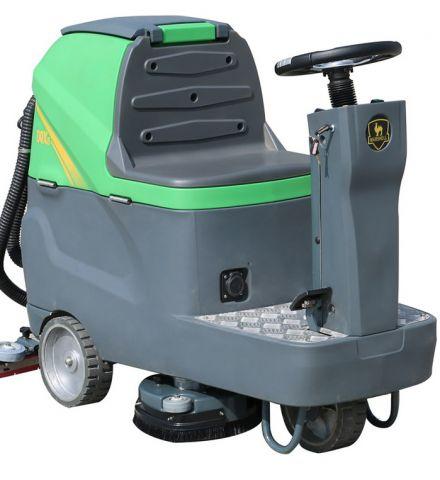 DQX6-微型驾驶式洗地机